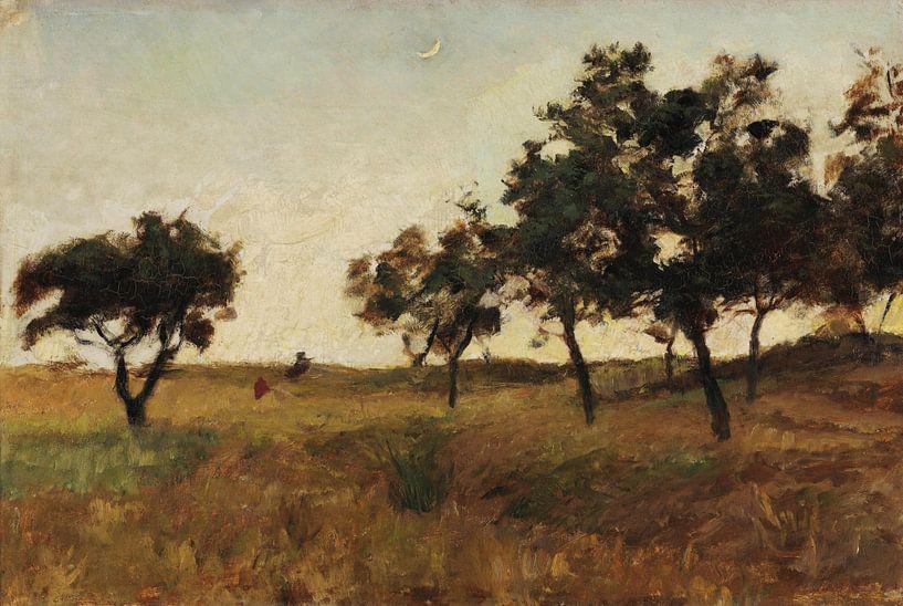 António Carvalho de Silva Porto~Moor im Alentejo von finemasterpiece