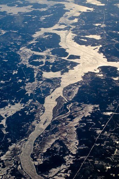 Finse meren van Guido Akster