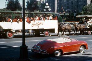 1959 - Porsche 356 von