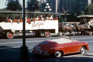 1959 - Porsche 356 van Timeview Vintage Images