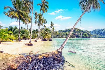 Eilandparadijs Thailand van Bernd Hartner