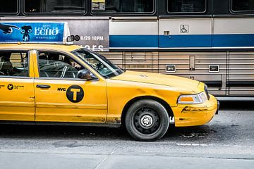 Yellow Cab van H Verdurmen
