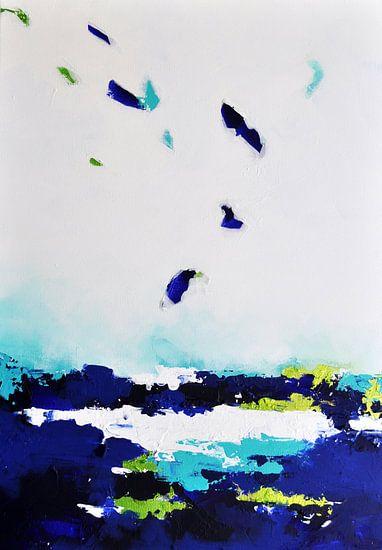 Blue Sea van  Maria Kitano