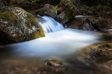 Wasserfall von Kurt Hohenbichler