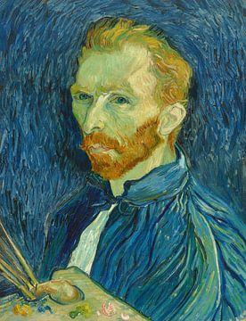 Auto-Portrait, Vincent van Gogh sur