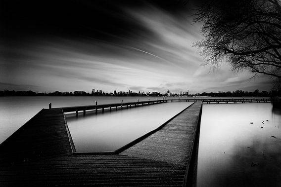 Rotterdam, Walk into the park 2 van 010 Raw