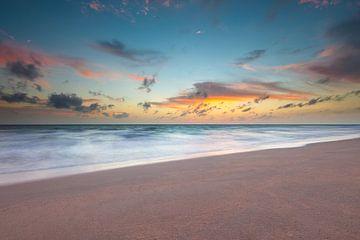 Sonnenuntergang auf Ko Lanta von Richard van der Woude