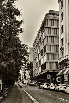 IBM kantoor gebouw in Madrid van Dennis Morshuis