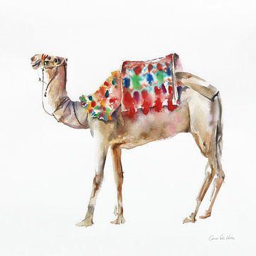 Desert Camel II, Aimee Del Valle van Wild Apple