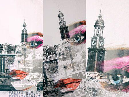 Hamburg -  Michel von Gabi Hampe
