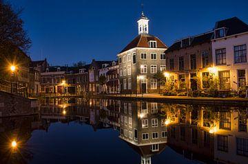 Het Zakkendragershuisje in Schiedam van Charlene van Koesveld