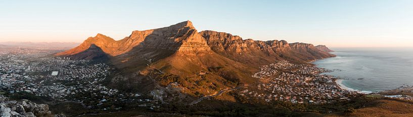 Tafelberg Panorama van Mark Wijsman