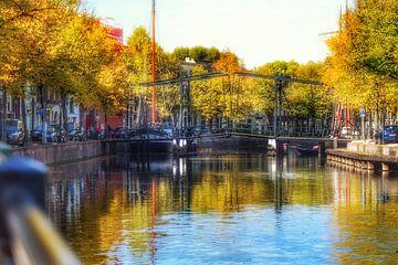 1 van de mooie wateren in Schiedam von Mariska Brouwenstijn