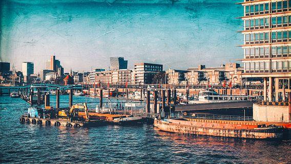 Hamburger Hafen van Heiko Westphalen