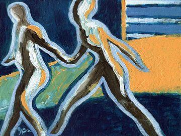 Flucht von ART Eva Maria