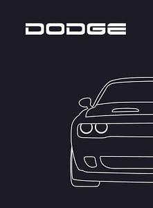 Dodge-Herausforderer von kevin gorter