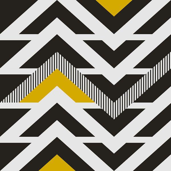 Abstracte samenstelling 1113 van Angel Estevez