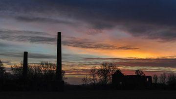 Verlassene Ziegelfabrik/ Verlassene Ziegelfabrik von Henk de Boer