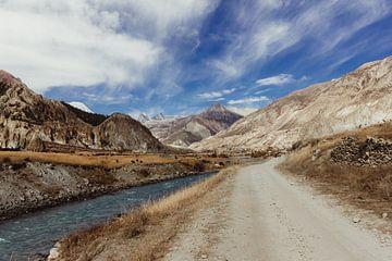 Herfst in het Himalaya gebergte | Nepal van Vandaag is nu