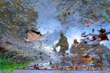 Amsterdam reflecties van Marianna Pobedimova