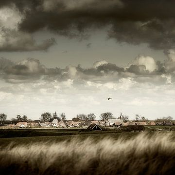 Oudeschild Texel von Keesnan Dogger Fotografie