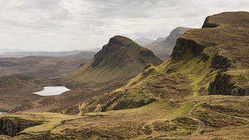 Geheimnisvoll Isle of Skye von Marloes van Pareren