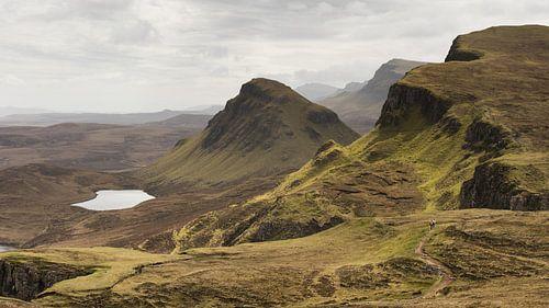 Mysterieus Isle of Skye van