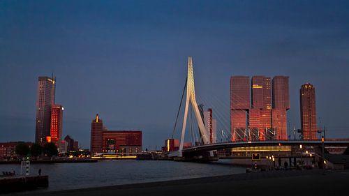 Rotterdam sunset von