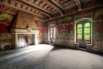 Ritterzimmer, Italien von Roman Robroek