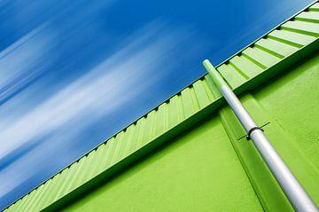Grün und Blau von Oliver Eberwein