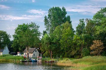 Idyllisch plekje op Rügen, Duitsland van Rietje Bulthuis