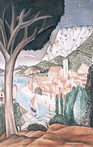 Martigues (Hafen in der Provence), André Derain.