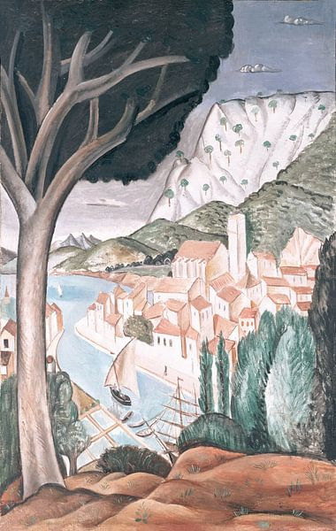 Martigues (Hafen in der Provence), André Derain. von The Masters