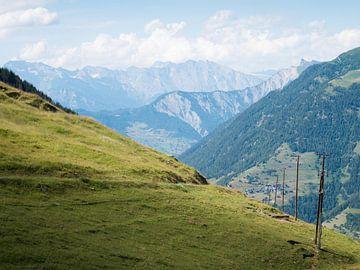 Alpenweide von Joshua van Nierop