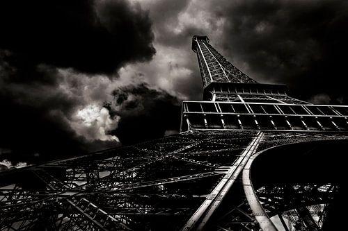 La Tour Eiffel  van Arnaud Bertrande