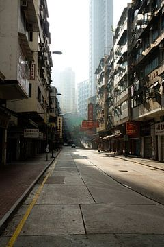 Streets of Hong Kong von Gijs de Kruijf