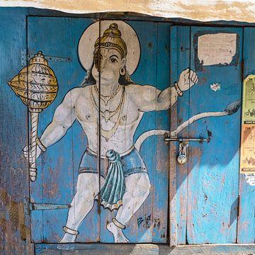 Aap god Hanuman van Affect Fotografie