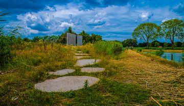 Natuurgebied Moerenburg van Freddie de Roeck