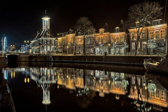 Dokkum Nederland van Peter Bolman