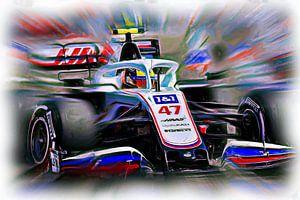 Schumacher reloaded – Mick #47 von Jean-Louis Glineur alias DeVerviers