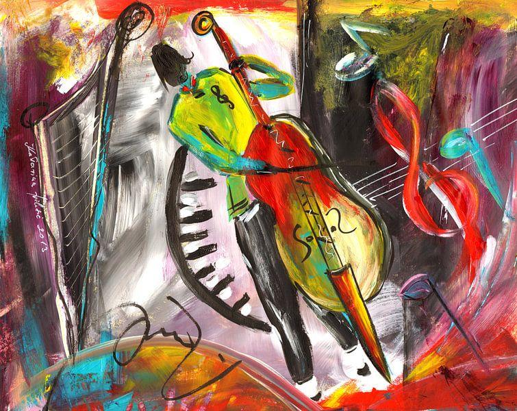 SOUND of BLUES van Katarina Niksic