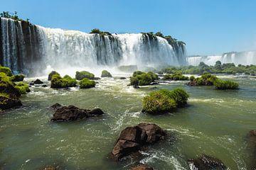 Die Wasserfälle von Iguaçu von OCEANVOLTA