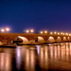 Steinerne Brücke - bis zur Dreifaltigkeit von Roith Fotografie