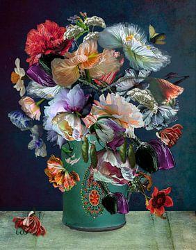 Blumenstrauß von Iet Wouda