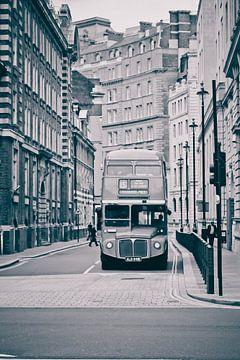 Londen Bus von Sander Monster
