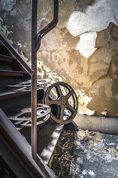 Het verlaten theater van Frans Nijland