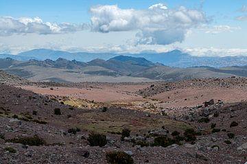 Ecuador: Vulkaan (Chimborazo) von Maarten Verhees