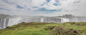 Fictoria Falls van Jeroen Kleverwal