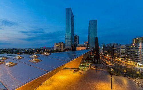 Stationsplein Rotterdam Centraal Station (versie 2)