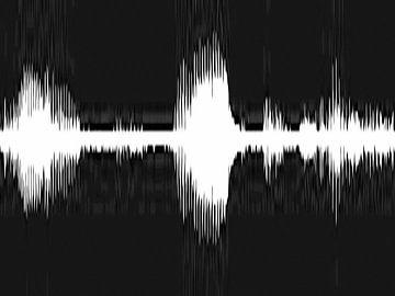 Schallwelle III von Maurice Dawson